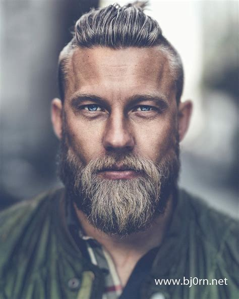 Stian Viking by Bjorn Christiansen #beard   If I was a
