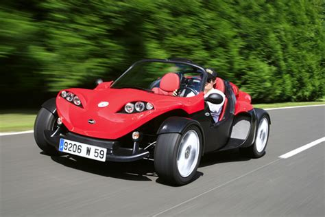 tiny secma  roadster offers unique french   track