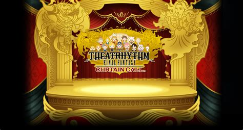 theatrhythm curtain call theatrhythm curtain call wallpaper the