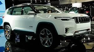 4x4 Hybride 2018 : news jeep yuntu concept previews new 7 seater ~ Medecine-chirurgie-esthetiques.com Avis de Voitures