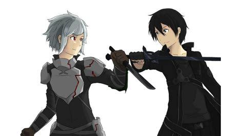 AMV - Kirito and Bell Cranel - Sword art Online - Danmachi