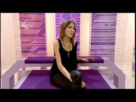 Alexa Chung in leather trousers - YouTube