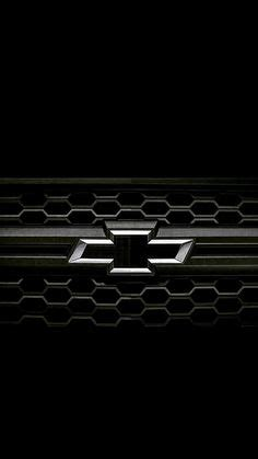 Black Chevy Bowtie Wallpaper by Chevrolet Logo Shadow Hd Black Wallpaper For Iphone 4 And