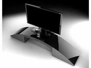 Meuble Tv Home Cinema Intégré : meuble tv avec home cin ma int gr d cibel ~ Melissatoandfro.com Idées de Décoration