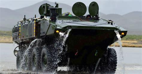 New Year, New Marine Issue Amphibious Combat Vehicle