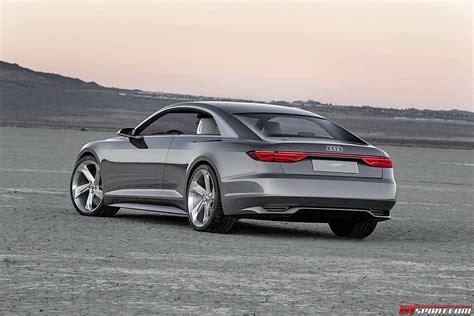 Official Audi Prologue Piloted Driving Concept Gtspirit