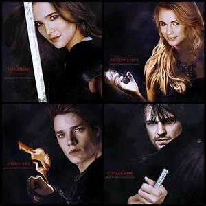 Rose, Lissa, Adrian and Dimitri - Vampire Academy | YA U ...