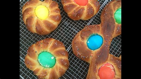 Bread recipes by laura vitale. Easter Bread - YouTube