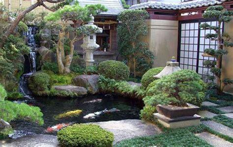 small japanese garden design ideas  small fish pond