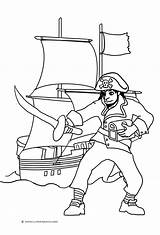 Pirate Coloring Ship Pages Sword Drawing Pirates Simple Ships Getdrawings Worksheet Sheet Flag Pittsburgh Would Clipartqueen sketch template