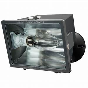 Lithonia lighting in lamp bronze metal outdoor halide
