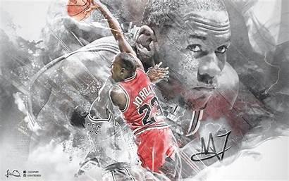Jordan Michael Dunk Wallpapers Desktop Bulls Cool