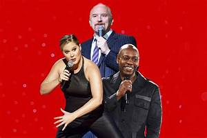 How Netflix's Stand-Up Boom Upended the Louis C.K. Model ...