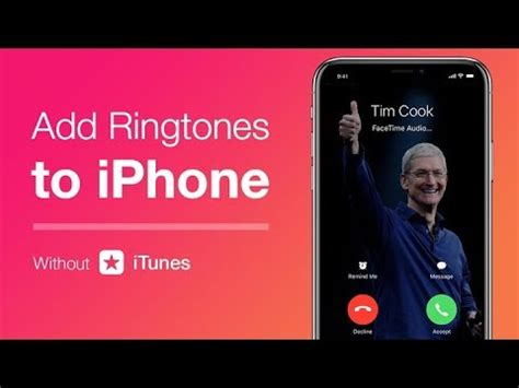 add to iphone without itunes how to add ringtone to iphone without itunes 18279