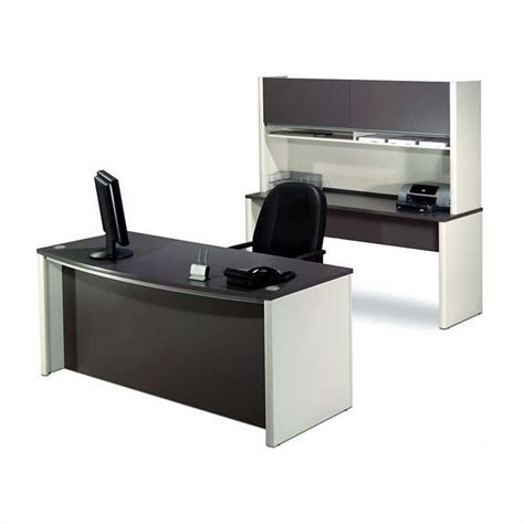 Realspace Magellan L Desk And Hutch Bundle by 24 Innovative Office Desks Office Max Yvotube Com
