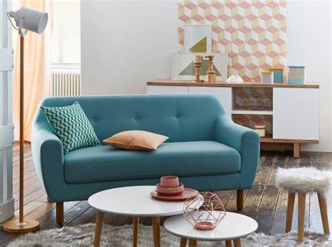 petit canapé 2 places pas cher canapé scandinave où trouver des modèles pas chers