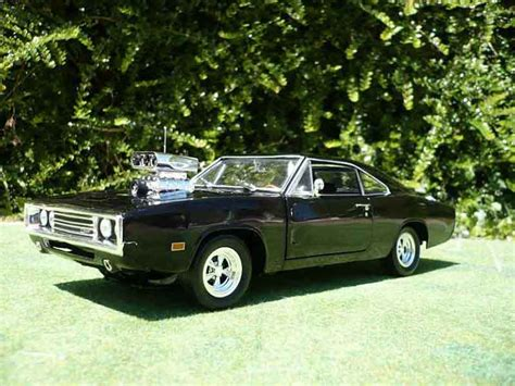 fast and furious 1 dodge charger 1970 fast and furious 1 ertl diecast model