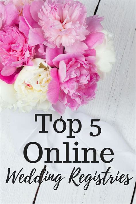 best online wedding registry 473 best awesome tips images on