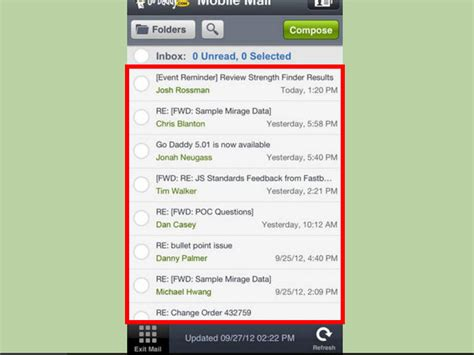 godaddy email on iphone how to check godaddy email on iphone with pictures wikihow