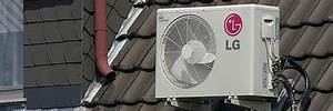 Chauffage Clim Reversible Consommation : la climatisation r versible efficace en chauffage eti ~ Premium-room.com Idées de Décoration