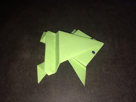 tuto origami facile tuto origami la grenouille facile