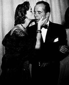 Lauren Bacall and Humphrey Bogart   ♡ KISS ME   Pinterest ...