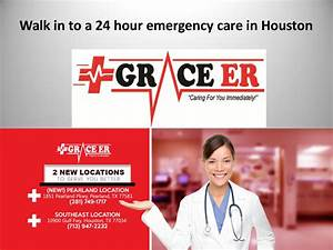 Walk in to a 24 Hour Emergency Care in Houston |authorSTREAM
