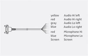 Sennheiser 502360 Cable