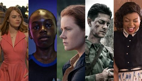 oscar 2017 bester best picture nominations 2017 oscars oscars 2017 news