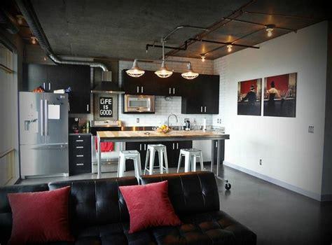 cuisine industrielle design cuisine style atelier la nouvelle tendance cuisine