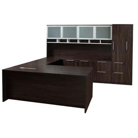 american desk set denmark executive u shape right return desk set american