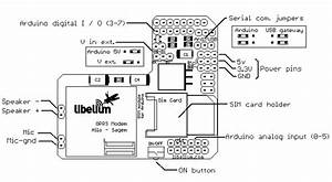 Gprs Quadband Module For Arduino