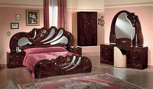 Beautiful Italian bedroom sets in our store in Hallandale ...