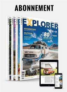 Motorrad Oldtimer Zeitschrift : herausforderung geschenkabo zeitschrift explorer abo die ~ Kayakingforconservation.com Haus und Dekorationen