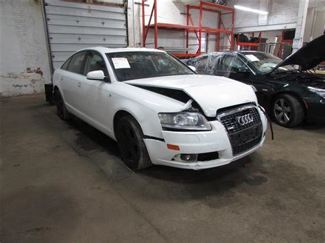 Parting Out 2008 Audi A6  Stock # 170084  Tom's Foreign