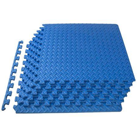 foam tiles walmart prosource puzzle exercise mat 1 2 in foam interlocking