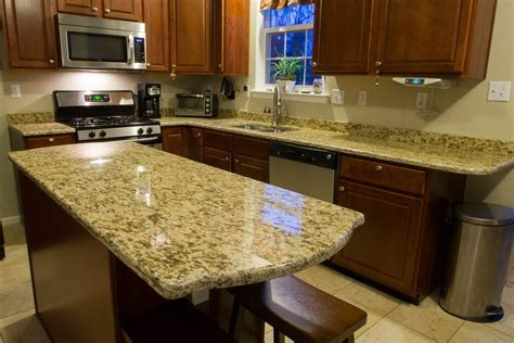 Decorating: Recommended Santa Cecilia Granite For