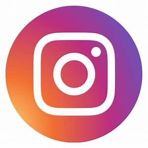 Instagram Round Logo Png | www.pixshark.com - Images ...