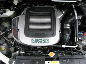 Nissan Yd Engine