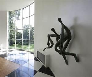 Sculpture Metal Murale : d coration murale originale pour tous les styles ~ Teatrodelosmanantiales.com Idées de Décoration