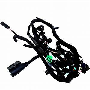Volkswagen Beetle Engine Wiring Harness  2 5 Liter  W