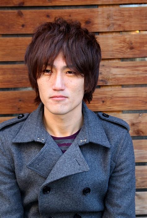 handsome asian mens hairstyle hairstyles weekly