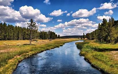 Sungai Gambar Indah Yang River Rivers Wallpapers