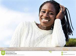 Africa girl smile teen