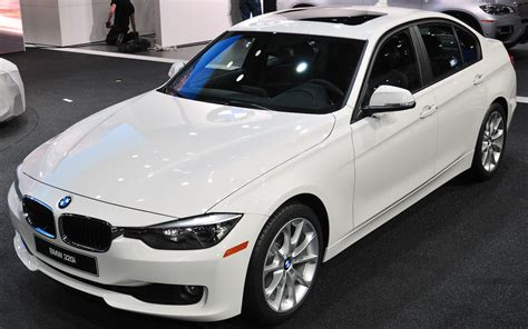 2013 Bmw 320i Packs 180-hp Turbo