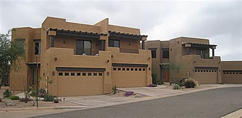 types of homes in and scottsdale
