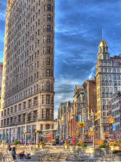 Building Flatiron Newyorkitecture Manhattan Am Broadway South