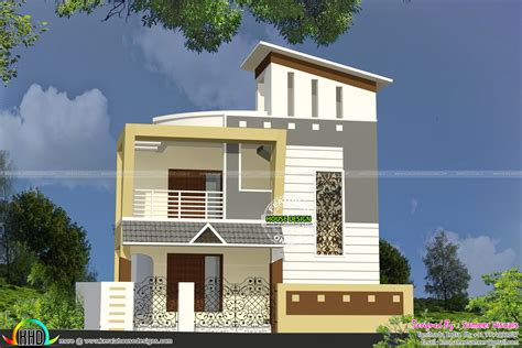 2 floor houses floor small home kerala home design and floor plans