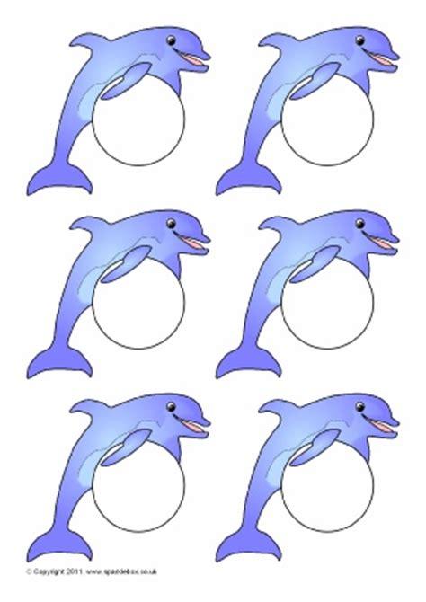 dolphin themed classroom printables sparklebox