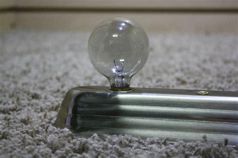 rv interiors used 3 bulb vanity light bar rv light